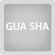 Massagetechnik Gua Sha