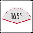 Casada 165 Liegeposition