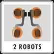 Casada 2 Massage-Roboter