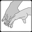 Casada Massagehände Gefühl