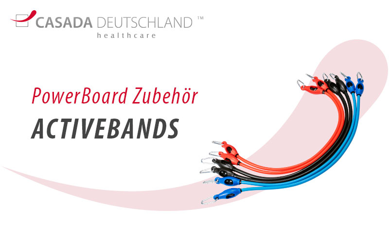 ActiveBands by Casada Deutschland