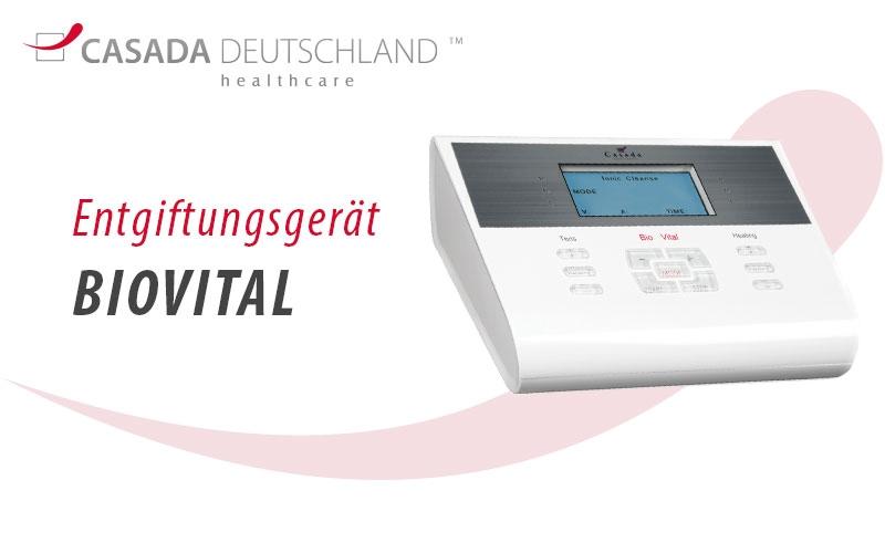 BioVital by Casada Deutschland