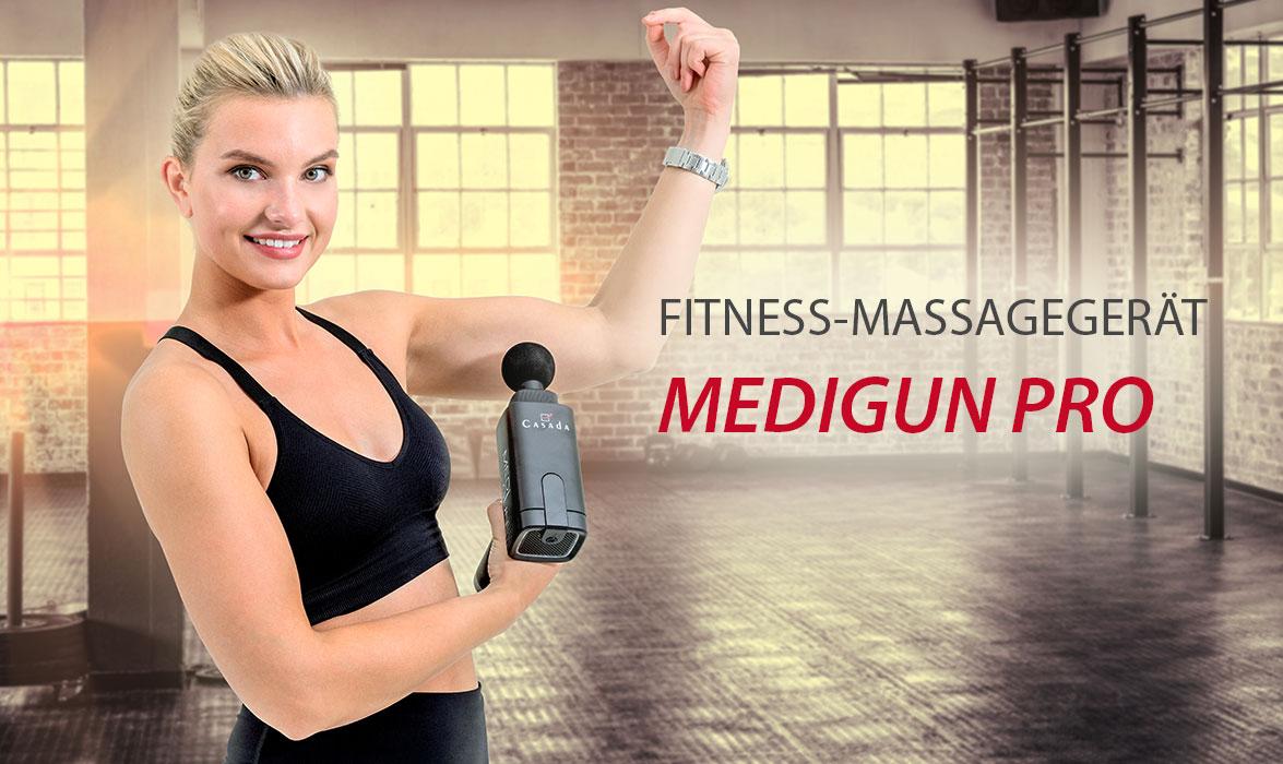 Fitness-Massagegerät MediGun