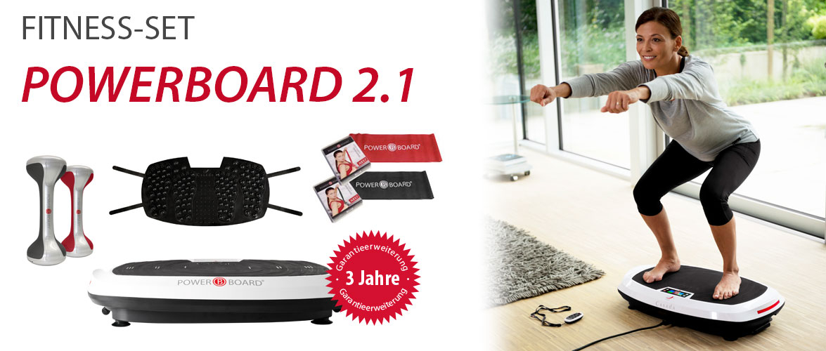 Fitness-Set PowerBoard 2.1