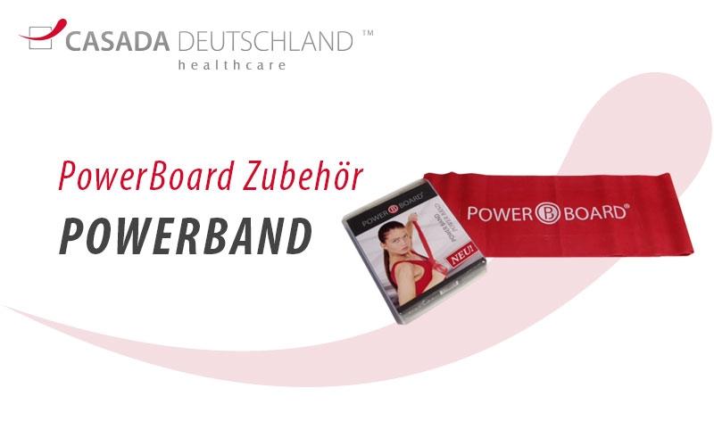 PowerBand stark by Casada Deutschland