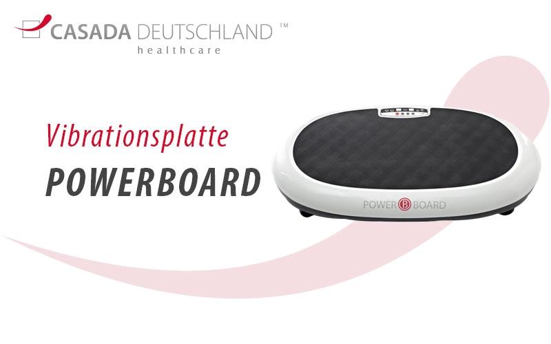 PowerBoard by Casada Deutschland