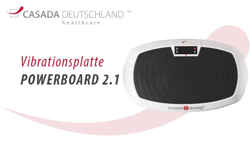 PowerBoard 2.1 by Casada Deutschland