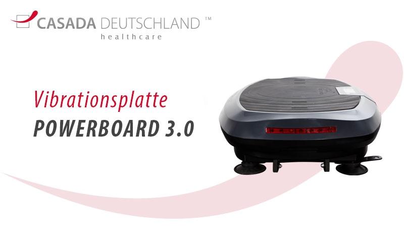 PowerBoard 3.0 by Casada Deutschland