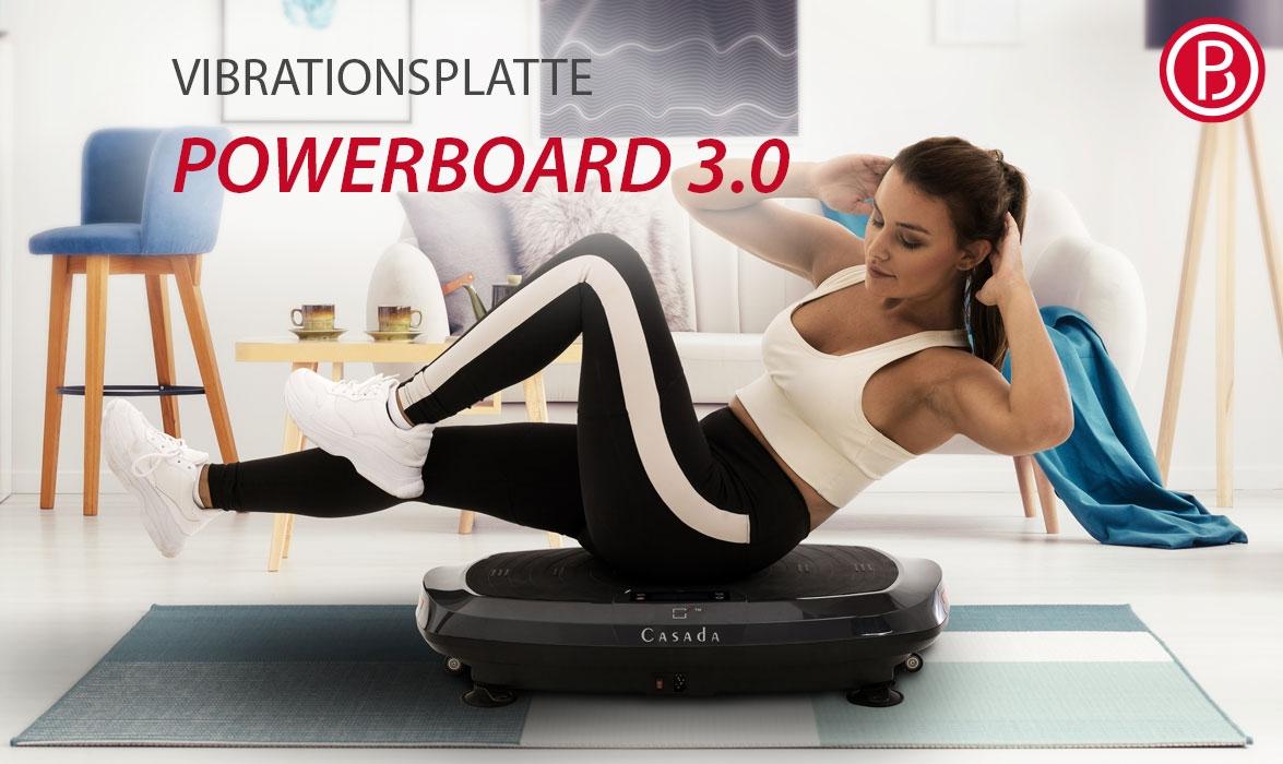 Fitnessgeräte Powerboard 3.0