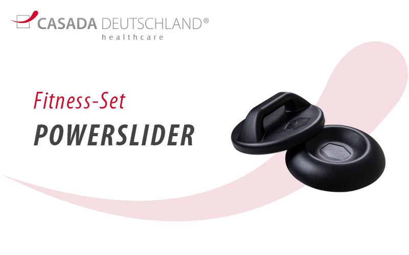 PowerSlider by Casada Deutschland