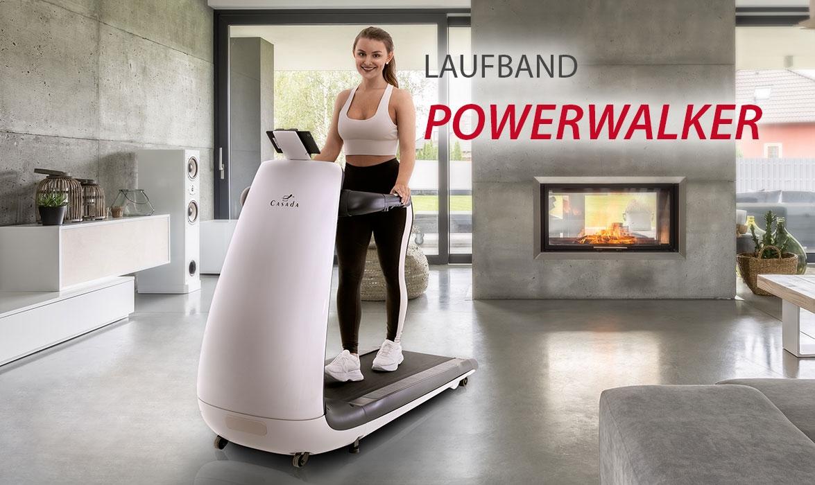 Fitnessgerät PowerWalker