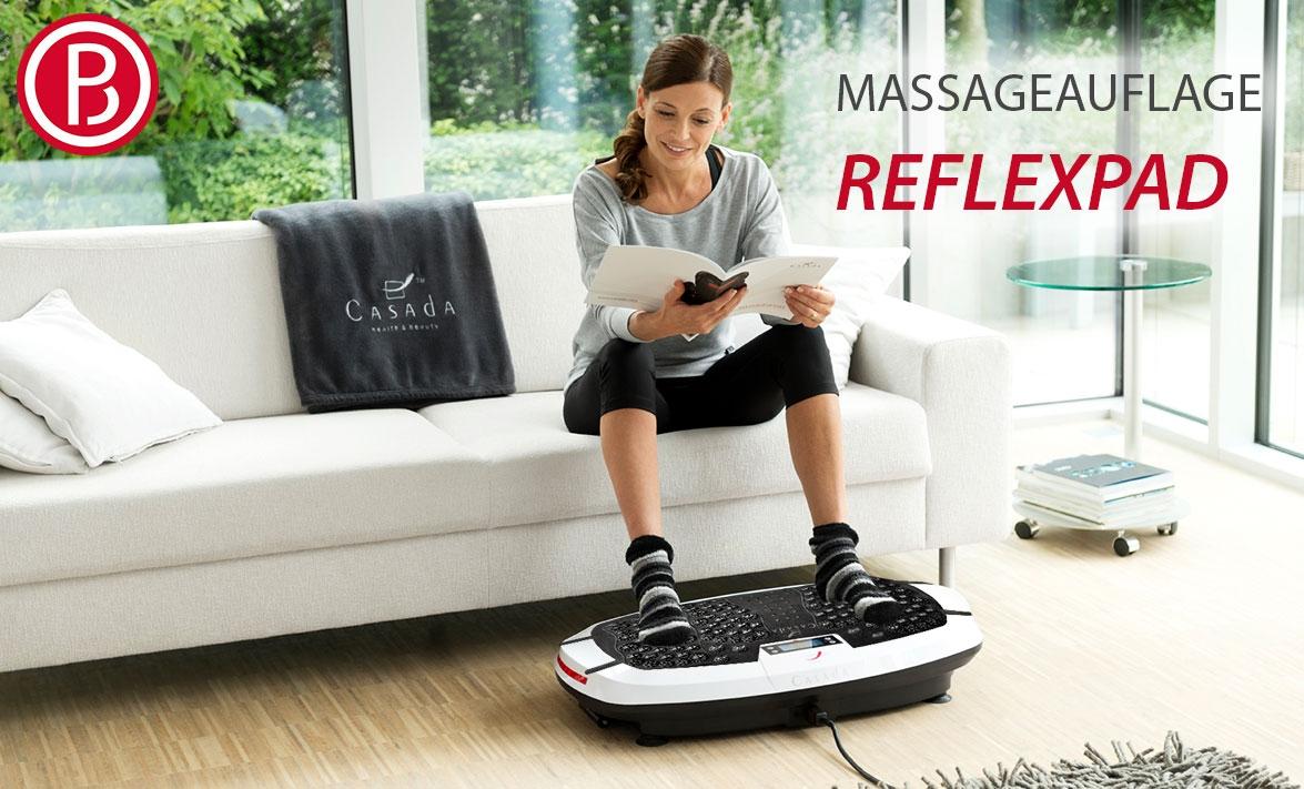 Massageauflage ReflexPad