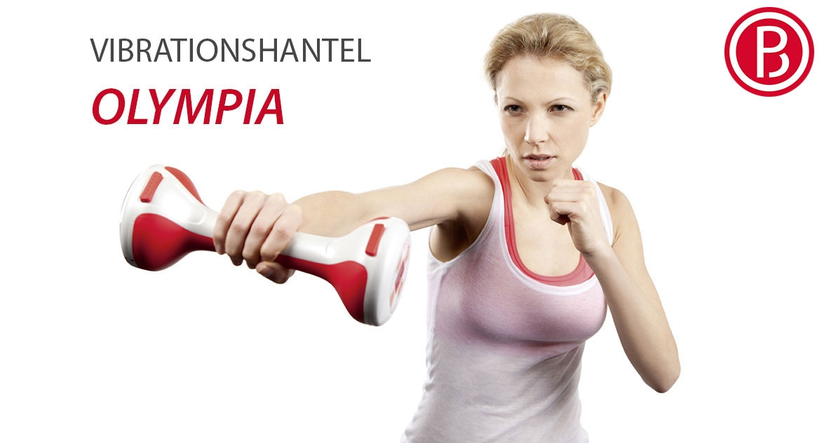 Vibrationshantel Olympia