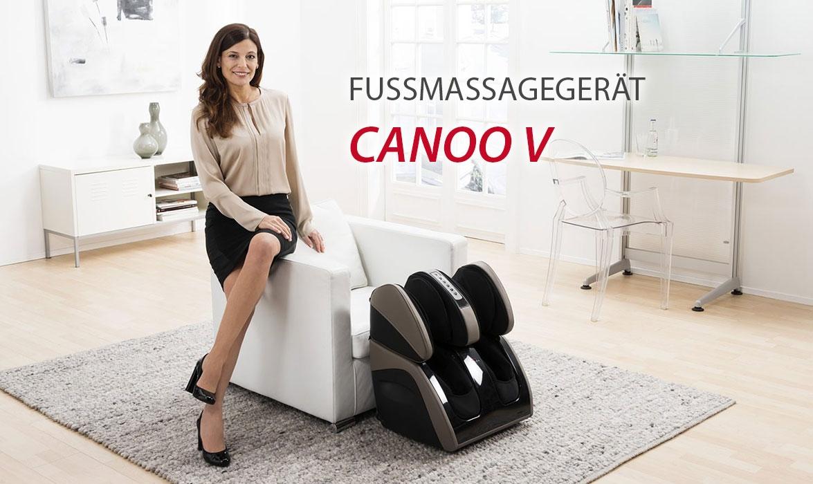 Fußmassagegerät Canoo V
