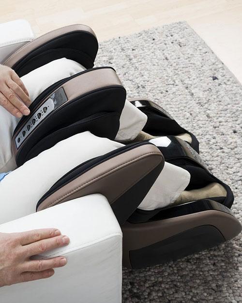 Canoo V aktivierte Massage