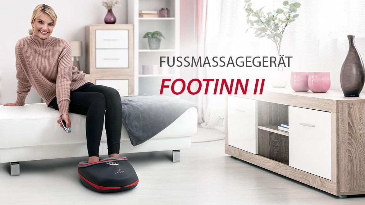 Fußmassagegerät FootInn II