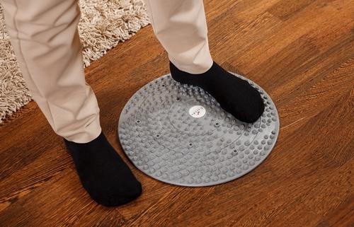 ReflexDisc - Linker Fuß