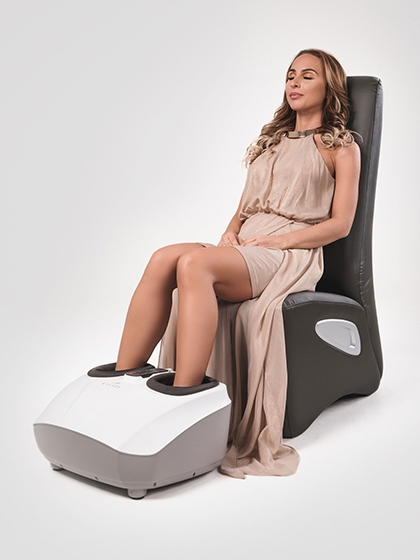 ReflexoMed II aktivierte Massage