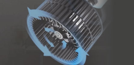 Aerotronic Motor