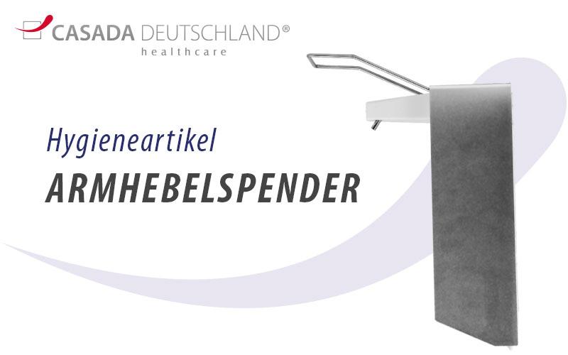 Disinfectant Dispenser by Casada Deutschland