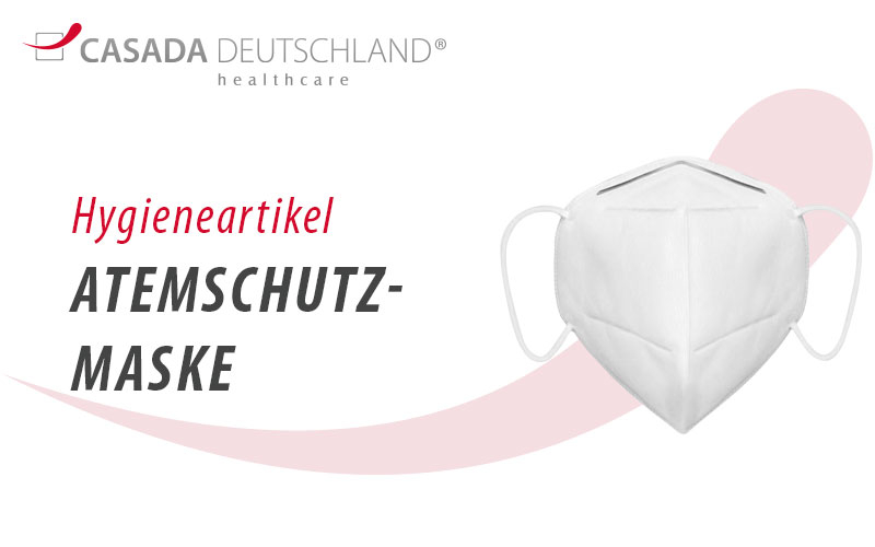 KN95 Facemask by Casada Deutschland