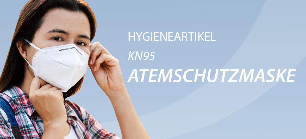 Hygineartikel Atemschutzmaske