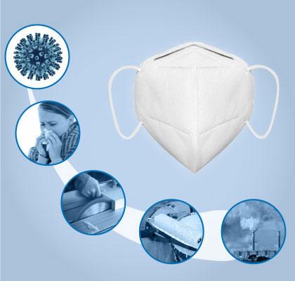 Atemschutzmaske Einsatzgebiete