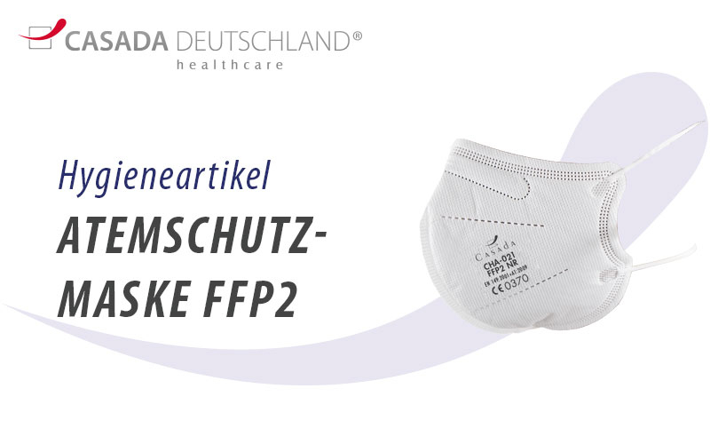 FFP2 Facemask by Casada Deutschland