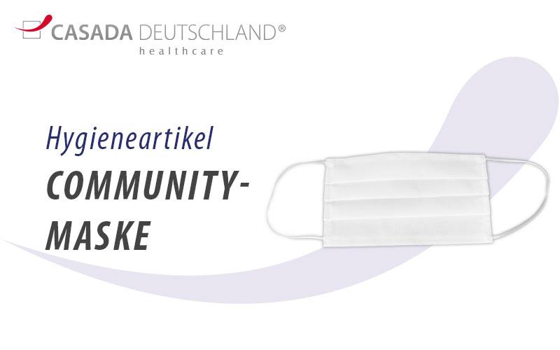 Community-Mask by Casada Deutschland