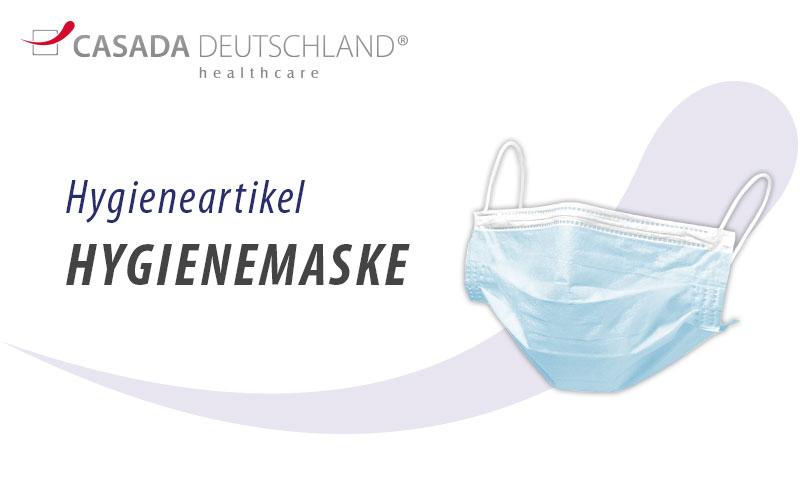 Facemask by Casada Deutschland