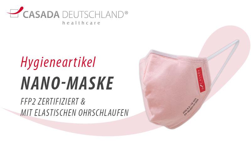 Nano Facemask by Casada Deutschland