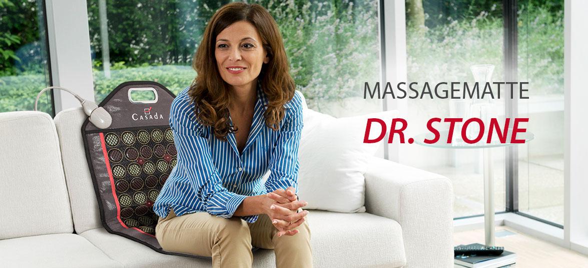 Massagematte Dr. Stone