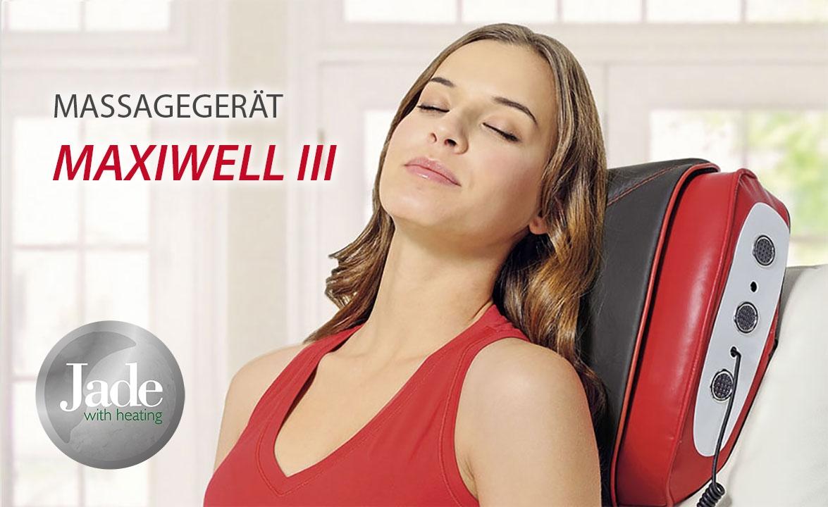 Massagegeraet Maxiwell III