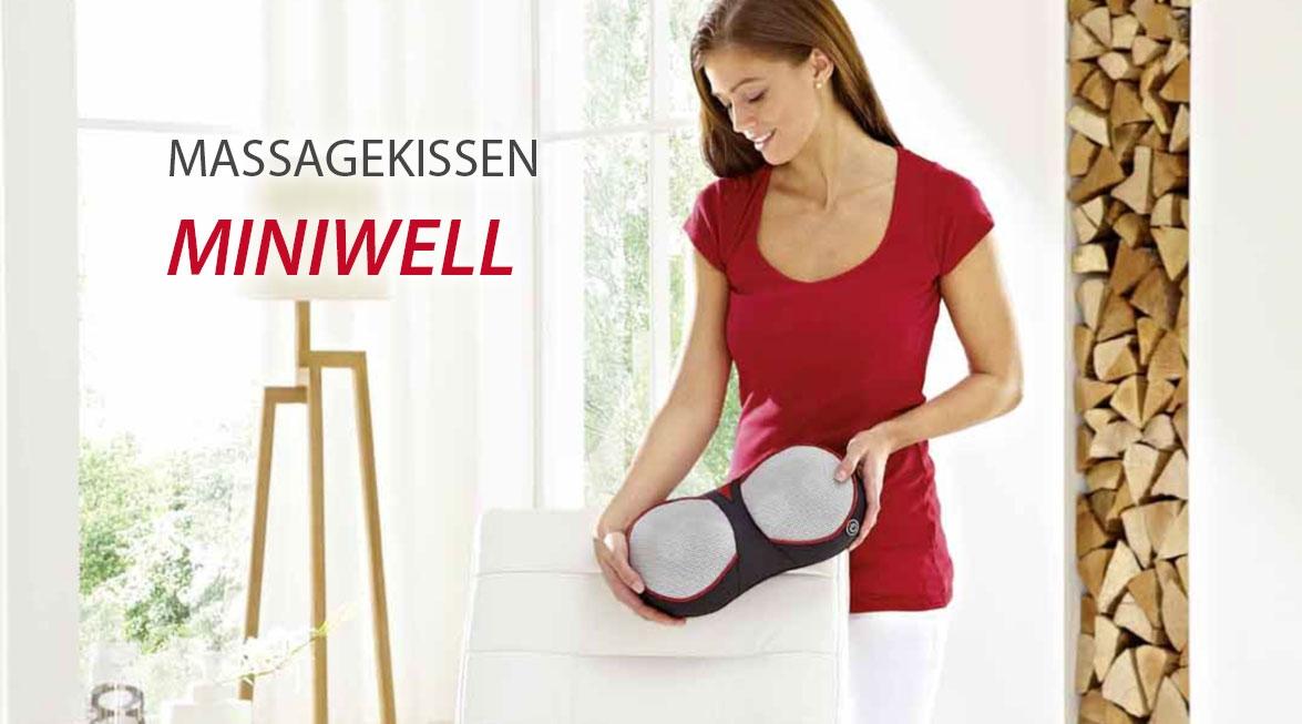 Massagegeraet Miniwell