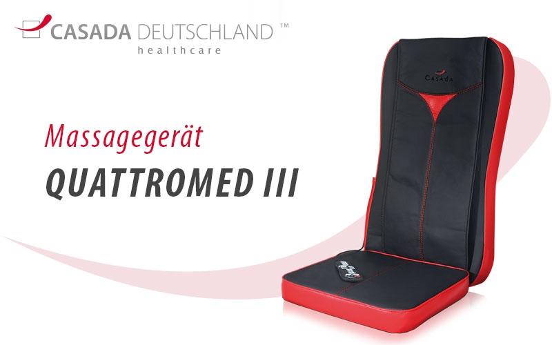 Quattromed III by Casada Deutschland