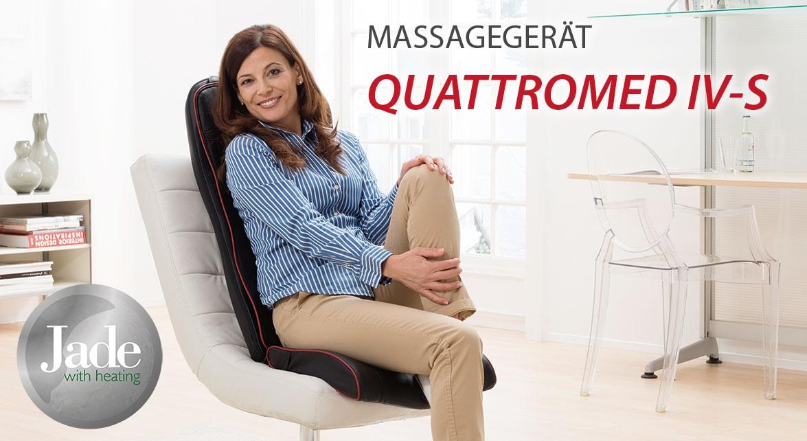 Massagegerät Quattromed IV-S