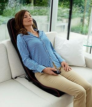 Quattromed IV-S Rückenmassage