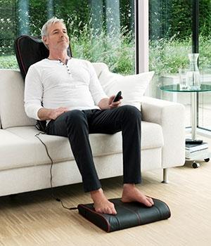 Quattromed IV-S Rücken- und Fußmassage