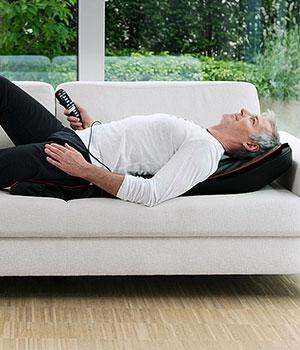 Quattromed IV-S Nackenmassage
