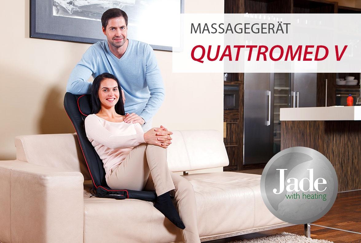 Massagegerät Quattromed V