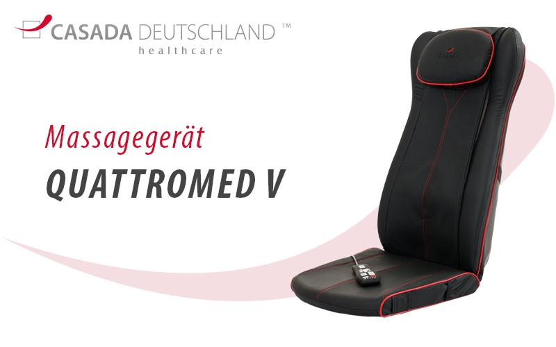 Quattromed V by Casada Deutschland