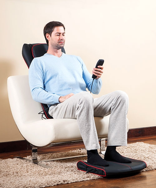 Quattromed V Fußmassage