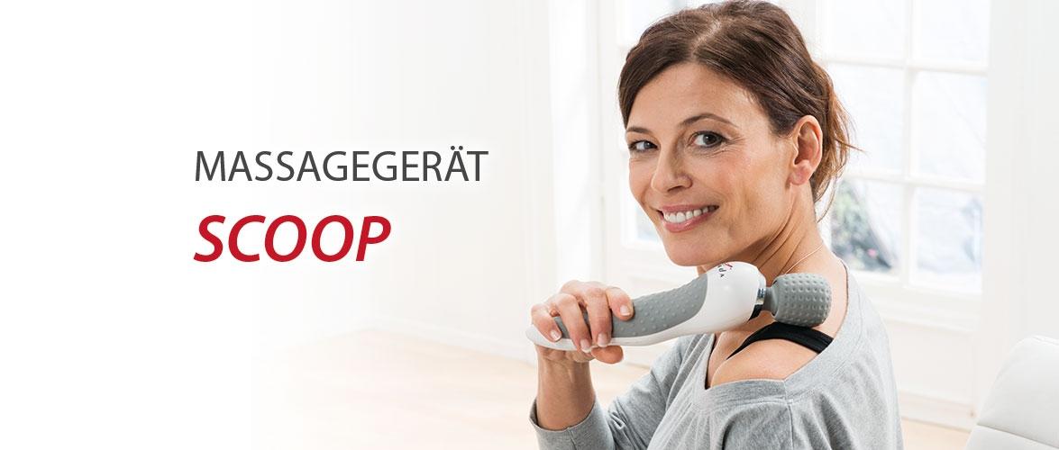 Massagegerät Scoop