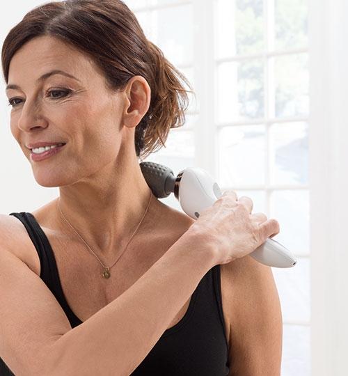 Scoop Schultermassage