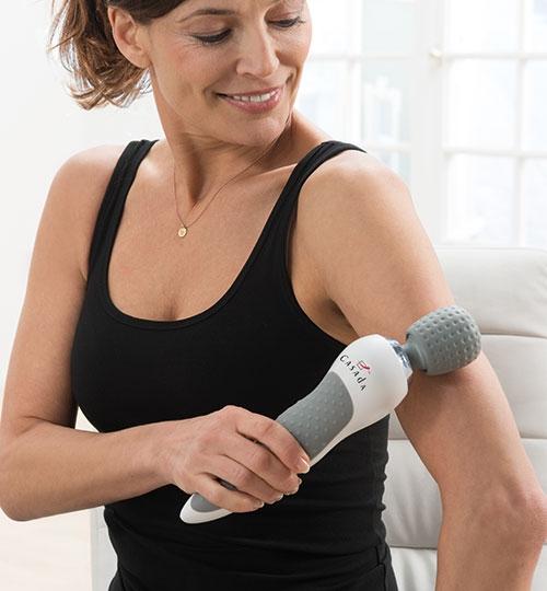 Scoop Armmassage