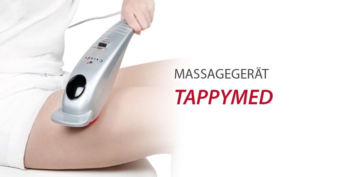 Massagegerät Tapppymed