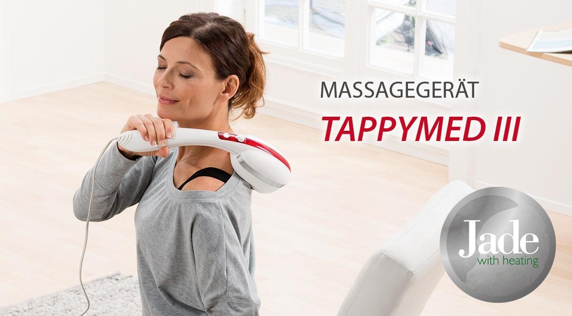 Massagegerät Tapppymed III