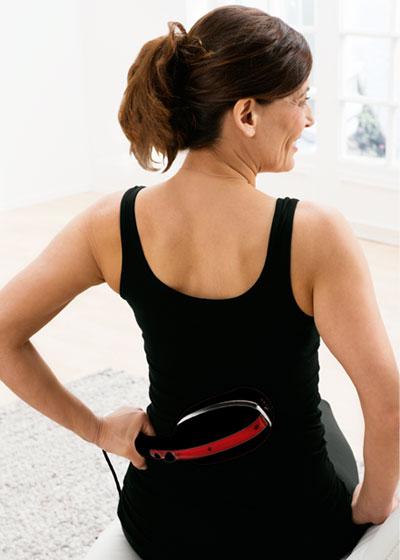 Tapppymed II Rückenmassage