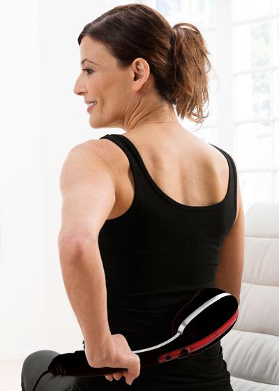 Tapppymed II Rückenwirbelmassage