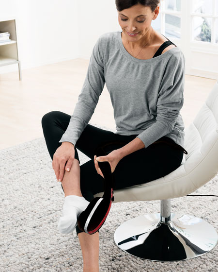 Tapppymed III Fußmassage